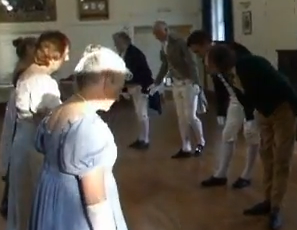 Regency Dances, Bath, UK